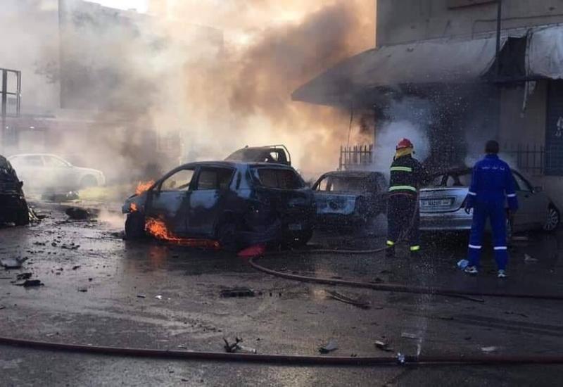 Нападение террористов в Ливии, есть погибшие