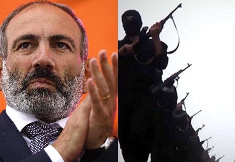 """""""Исламское государство"""" как последнее оружие Пашиняна"""