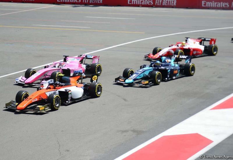 Российский телеканал показал сюжет о Гран-при Формулы-1 SOCAR Азербайджан