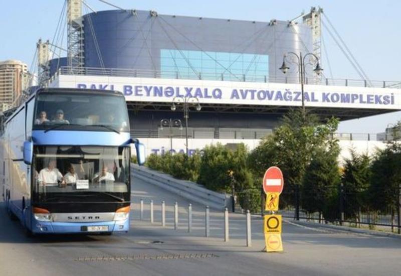 Автобусы по маршруту Баку-Тбилиси будут ходить чаще