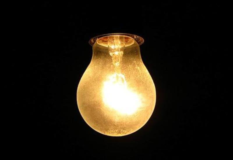 Сильный ветер в Исмаиллы: Десятки населенных пунктов остались без света
