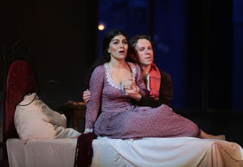 """В Театре оперы и балета прошел грандиозный показ оперы """"Богема"""""""
