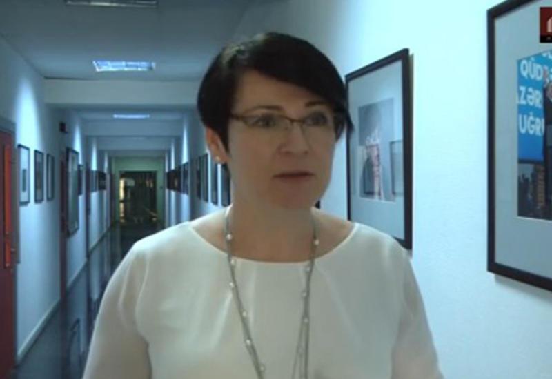 Лина Вайткявичене: Азербайджан - главный партнер ЕС в регионе