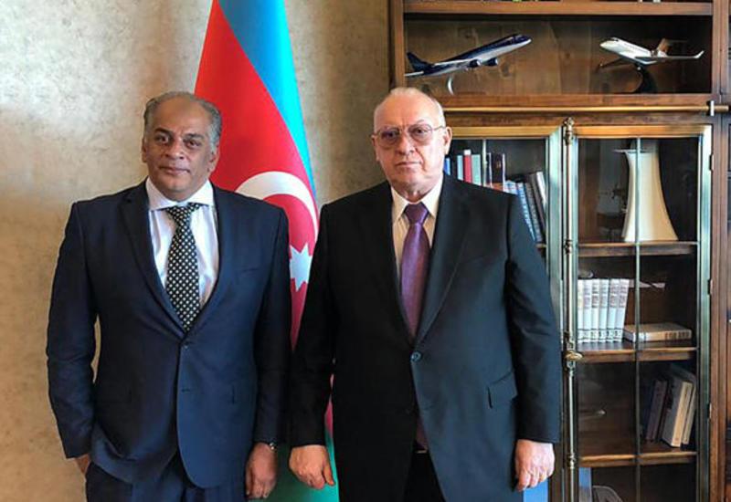 Азербайджан и Египет обсуждают открытие новых авиарейсов из Баку
