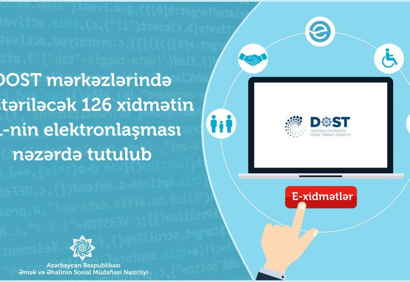 Азербайджан расширяет ассортимент электронных услуг DOST