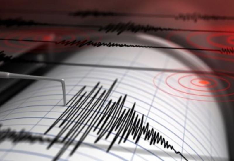 Рядом с Курильскими островами произошло сильное землетрясение