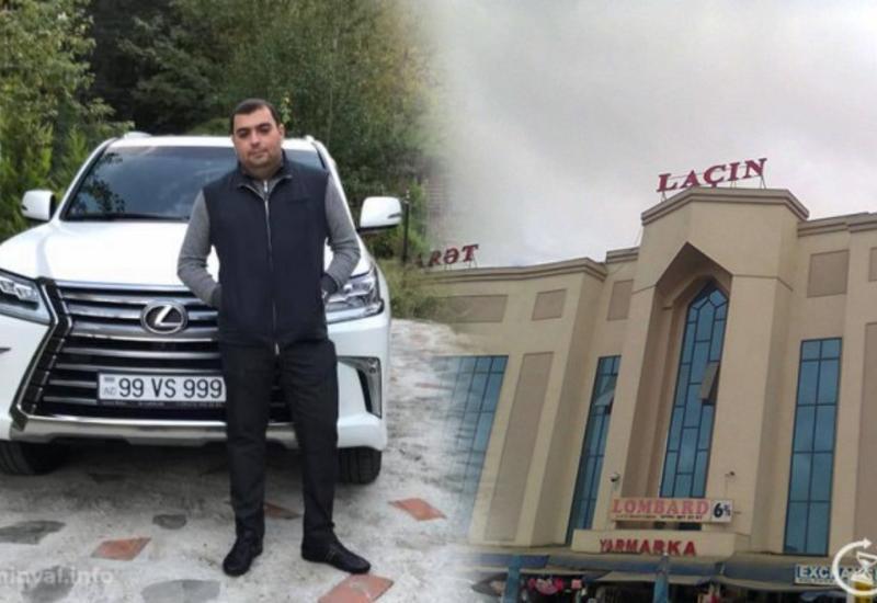 В Баку арестовали сына владельца крупного торгового центра