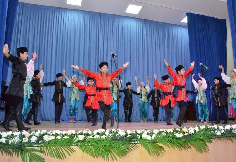 В Баку открылось здание Детской филармонии