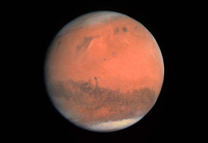"НАСА ""отправит"" добровольцев на Марс"