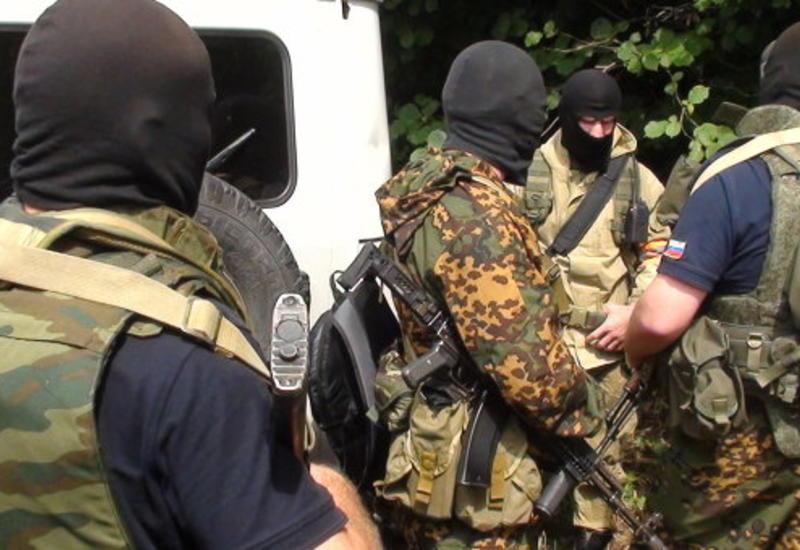 Боевики планировали совершить теракт в России