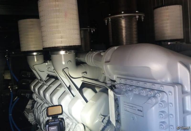 """На подстанциях """"Азеришыг"""" установили генераторы для электроснабжения метро"""