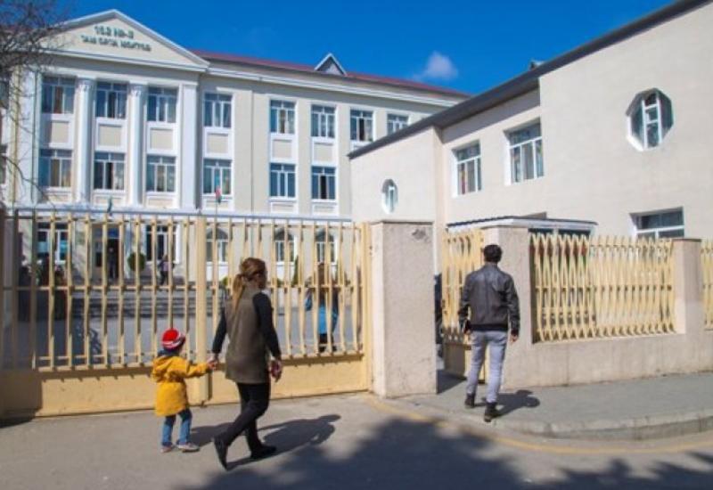 В бакинскую школу №162 назначили нового директора