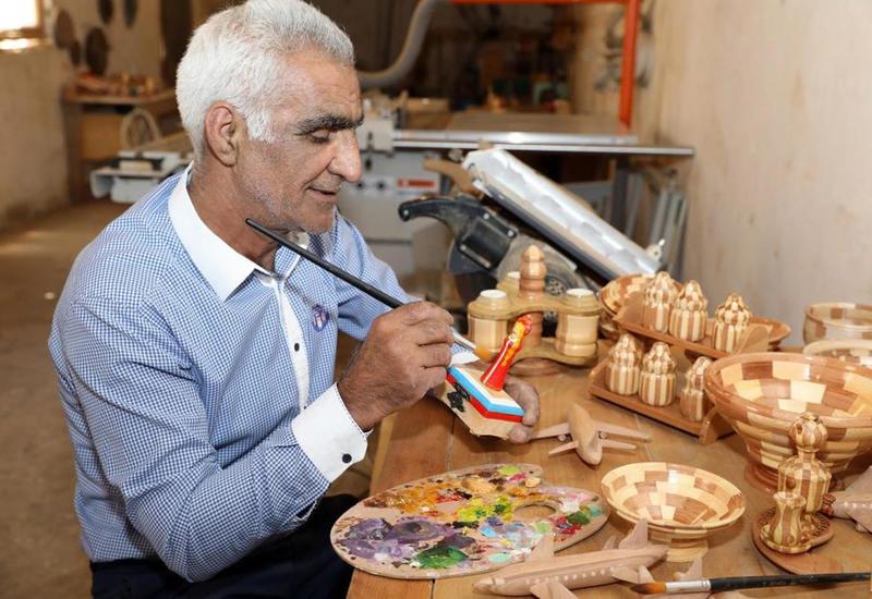 В Азербайджане сотни людей с ограниченными возможностями стали предпринимателями