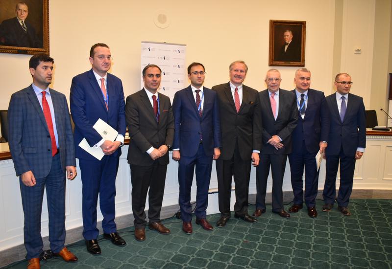В Конгрессе США рассказали об азербайджанских мегапроектах