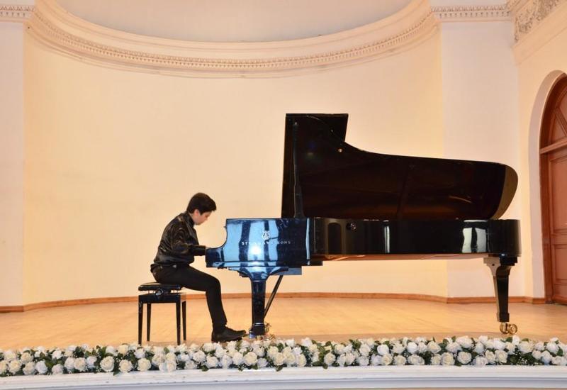 В Баку прошел концерт президентских стипендиатов