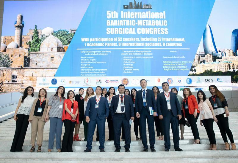 Баку стал хозяином международной медицинской научной конференции