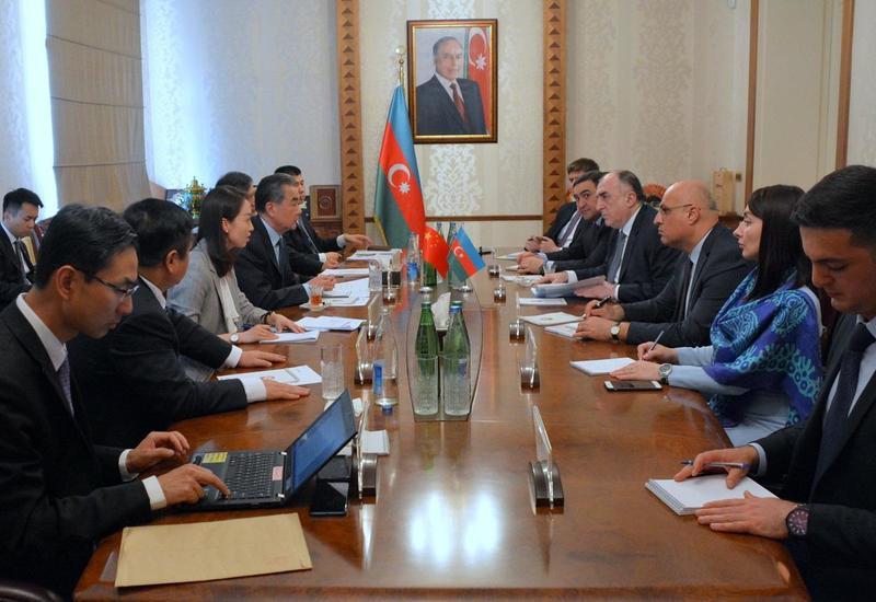 Азербайджан и Китай будут развивать взаимовыгодное сотрудничество