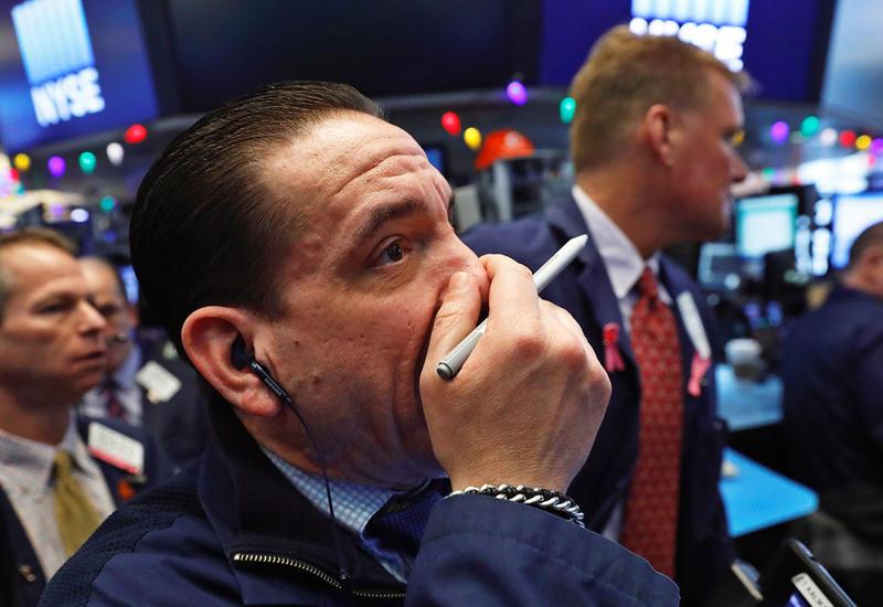 Рухнули мировые цены на нефть