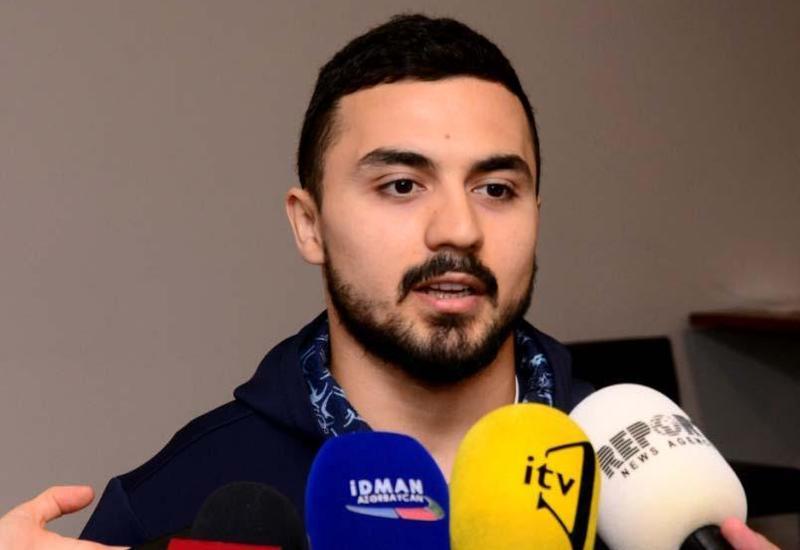 Член сборной Азербайджана по аэробной гимнастике: Наша задача - выйти в финал