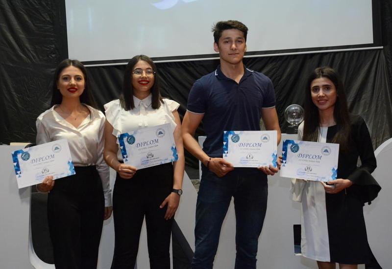 Стал известен победитель международного конкурса науки UNEC III Science Slam