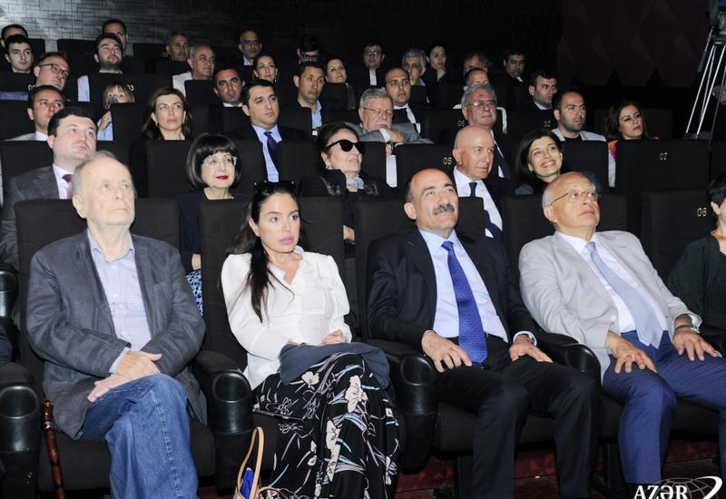 Вице-президент Фонда Гейдара Алиева Лейла Алиева приняла участие в презентации мультипликационного фильма «Мой маленький принц»