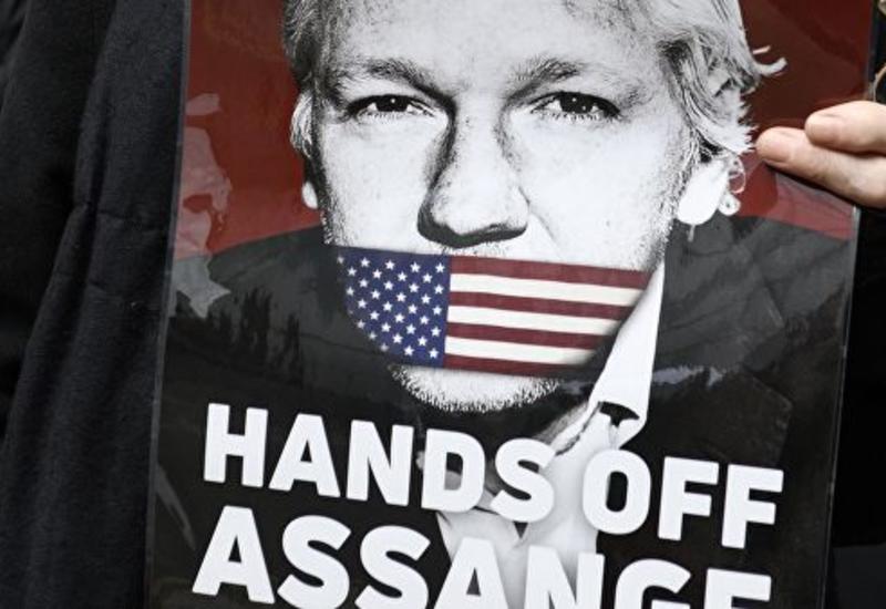 Ассанжу грозит 175 лет лишения свободы