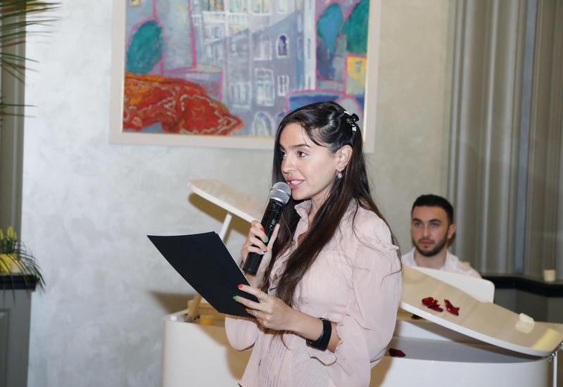 Вице-президент Фонда Гейдара Алиева Лейла Алиева приняла участие в презентации нового направления проекта «SÖZ»