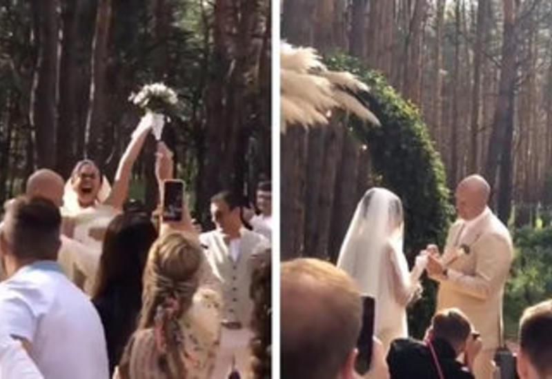 В Киеве состоялась роскошная свадьба Потапа и Насти Каменских