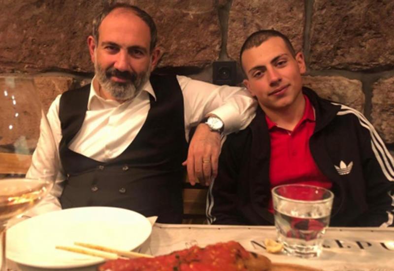 Сын Пашиняна сбежал из Карабаха?