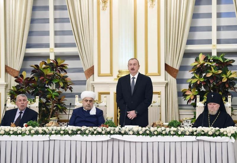 Президент Ильхам Алиев: У нас есть и твердая политическая воля для решения всех стоящих перед страной проблем, и поддержка общества