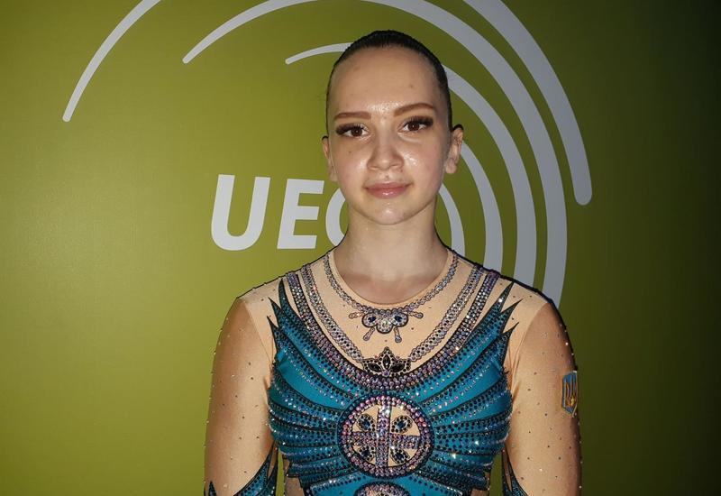 Украинская гимнастка: На Чемпионате Европы в Баку созданы все необходимые условия