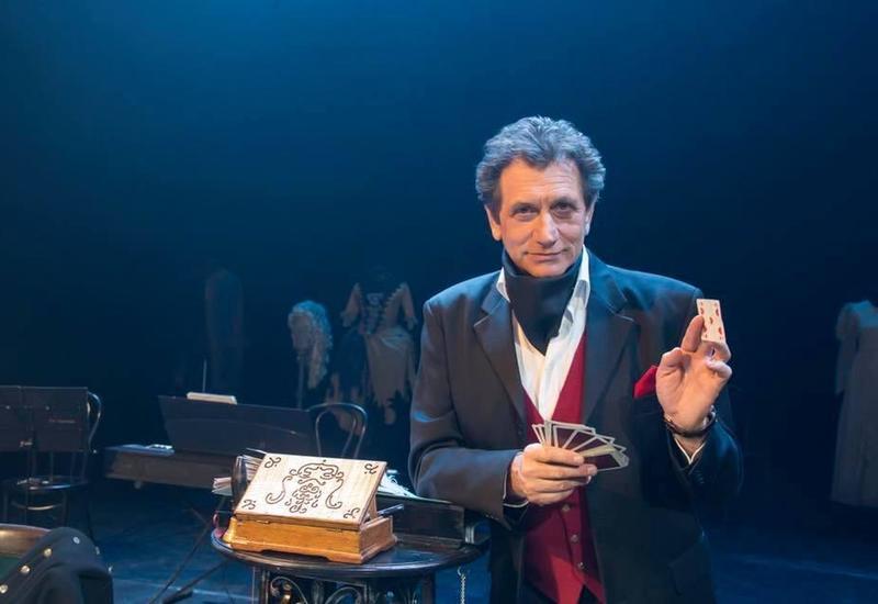 Народный артист России: Выступать в Центре Гейдара Алиева - настоящее удовольствие