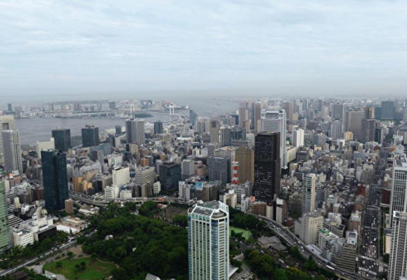 Вблизи Токио произошло сильное землетрясение
