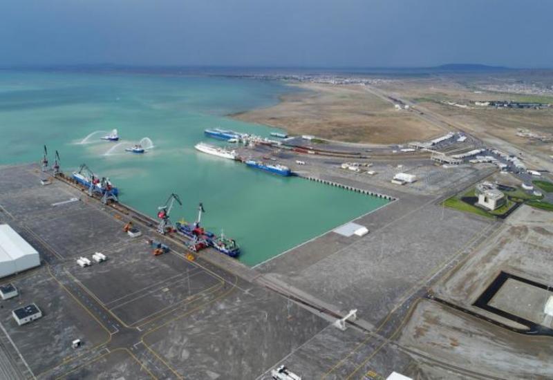Bakı Dəniz Limanında gübrə terminalı inşa olunacaq