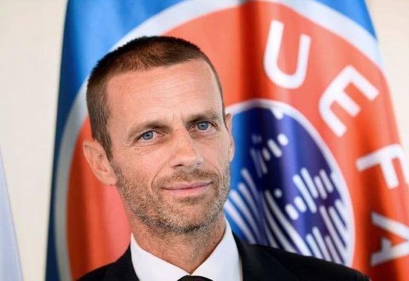 Президент УЕФА поддержал решение провести финал Лиги Европы в Баку