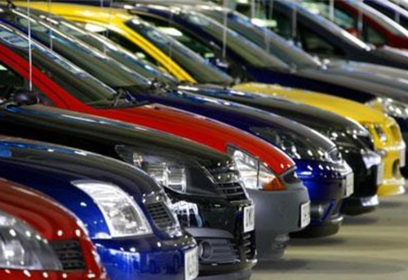 Азербайджан резко увеличил импорт автомобилей