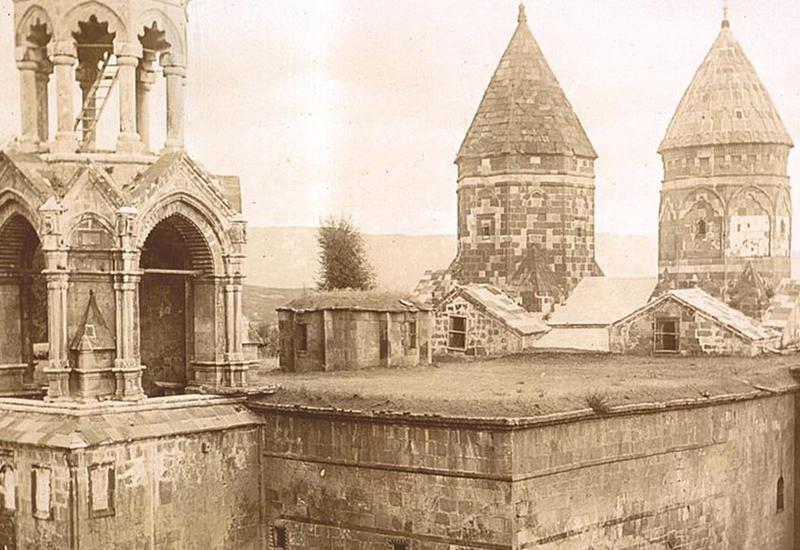 Конец XIX века. В России поняли угрозу от армянской церкви