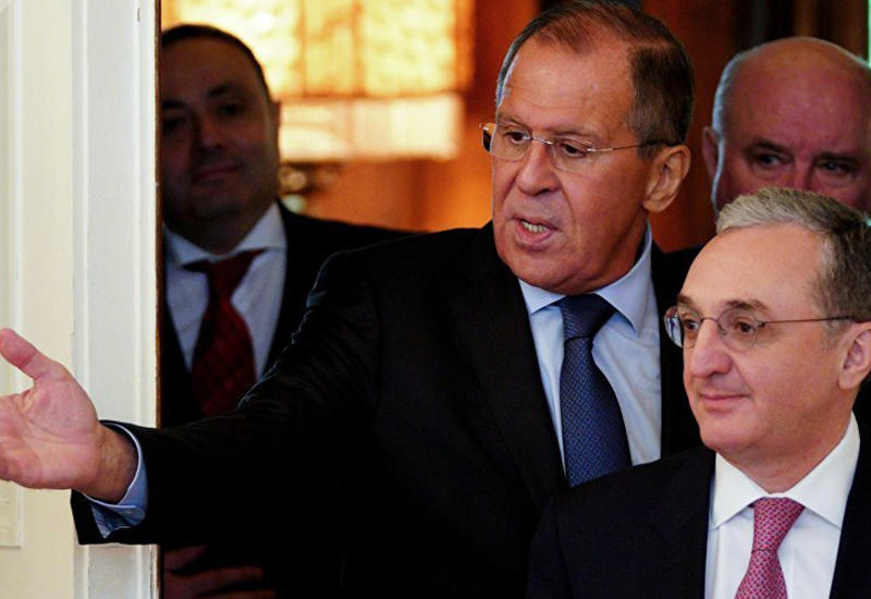 """После разговора с Лавровым к главе МИД Армении вызвали """"скорую"""""""