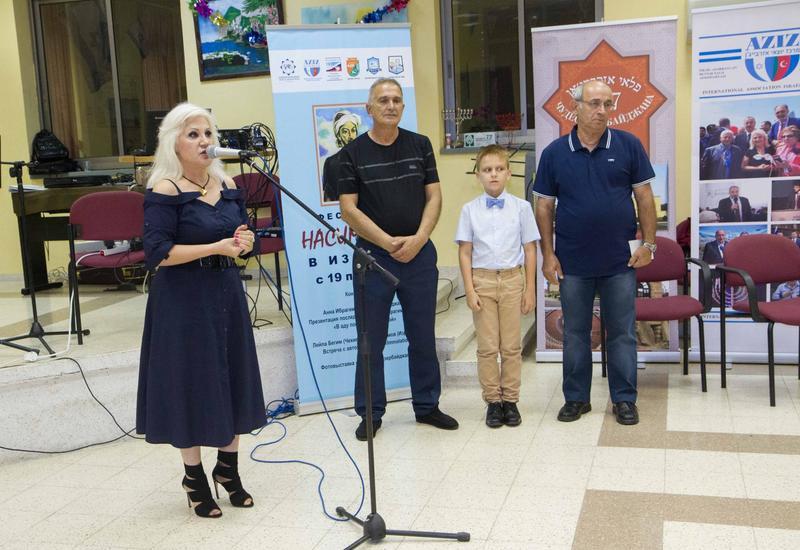 В Израиле прошел поэтический конкурс имени Имадеддина Насими