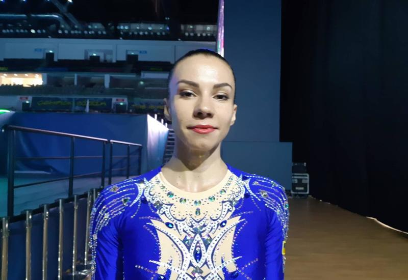 Готова приезжать на соревнования в Баку каждый год