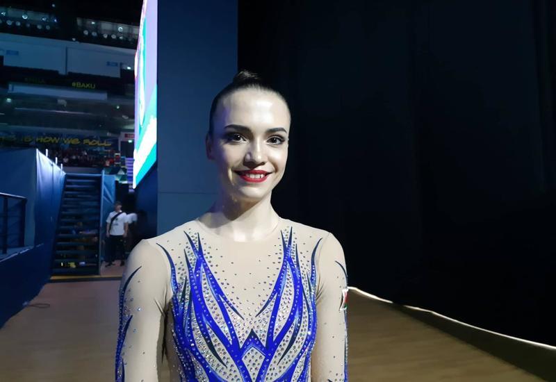 Соревнования по аэробной гимнастике в Баку проходят грандиозно