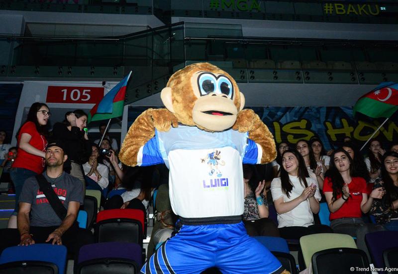 Радость и восторг на Чемпионате Европы по аэробной гимнастике в Баку