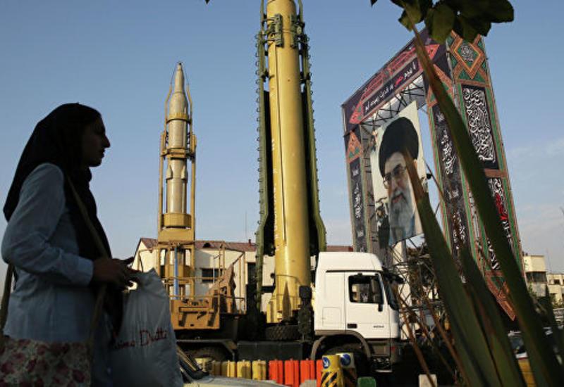 """Иран пригрозил США """"секретным оружием"""""""