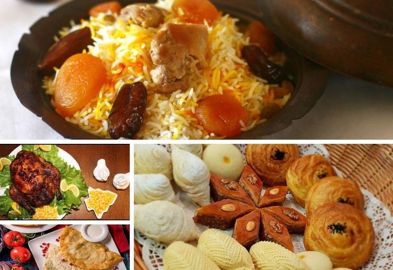 Блюда азербайджанской кухни, которые сведут с ума всех, кто приехал на финал Лиги Европы