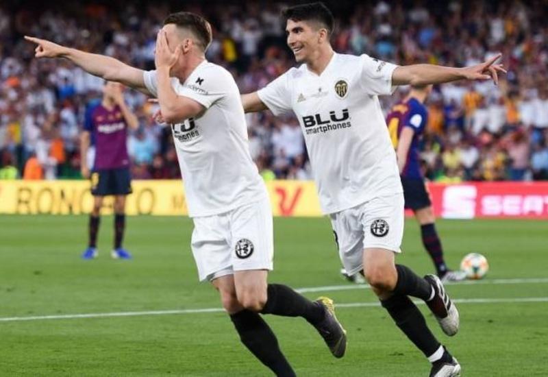 «Валенсия» стала победителем Кубка Испании