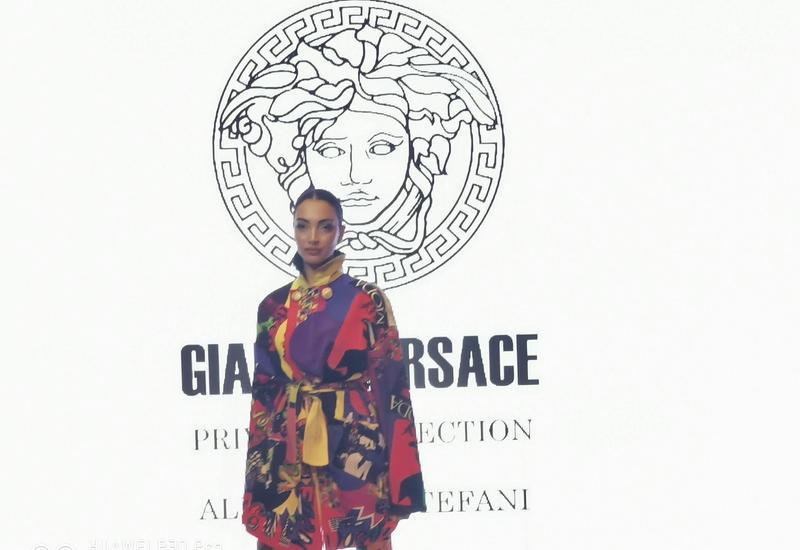 Baku Fashion Expo 2019 – от коллекции Versace до скетча в режиме виртуальной реальности