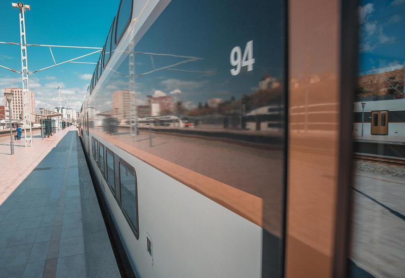 Обнародовано расписание нового поезда Баку-Сабунчу