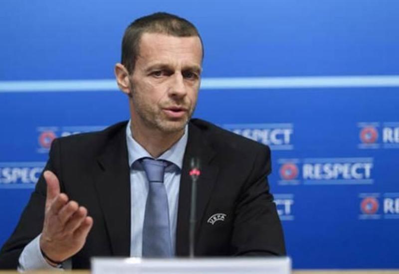Чеферин: чемпионат Европы показал важность футбола на уровне сборных для единства
