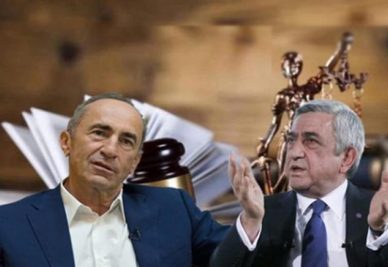 Кочарян и Саргсян сговорились против Пашиняна