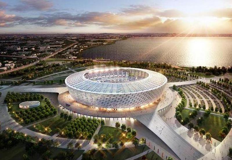Бакинский Олимпийский стадион примет десятки тысяч болельщиков финала Лиги Европы